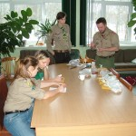 Vadītāji gatavo pārbaudījumus, uzdevumus un nodarbības...