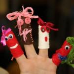 Priecīgās pirkstiņlelles